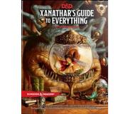 Book D&D - Xanathar's Guide to Everything
