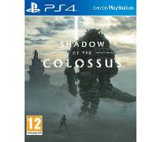 Games Sony - Shadow of the Colossus, PS4 Basis PlayStation 4 video-game