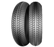 Michelin City Grip Winter ( 3.50-10 RF TL 59J Achterwiel, M+S keurmerk, M/C, Voorwiel )
