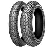 Michelin Power Supermoto Rain ( 120/75 R16.5 TL Voorwiel )
