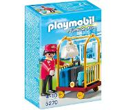 Playmobil 5270 Piccollo met bagage