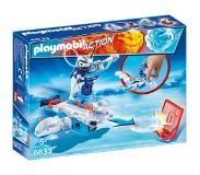 Playmobil Action Icebot met disc-shooter 6833