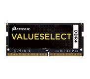Corsair ValueSelect geheugenmodule 8 GB DDR4 2133 MHz