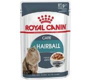Royal Canin 24 x 85 g Royal Canin hairball care in saus Kattenvoer