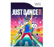 Ubisoft Wii Just Dance 2018