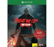 GADGY Friday the 13th: The Game - Xbox one