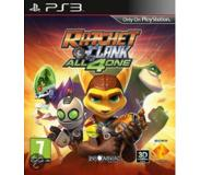Games Sony - Ratchet & Clank (PS4)