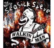 Kerst; Folk Seasick Steve - Walkin' Man: The Best Of