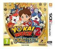 Games Nintendo - Yokai Watch 2 gigageesten (3DS)
