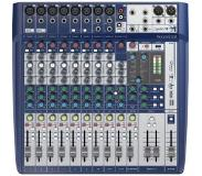 Soundcraft Signature 12 12channels Blauw