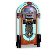 Auna Graceland-XXL Jukebox USB SD AUX CD AM/FM