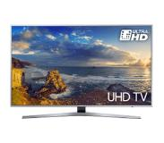 "Samsung UE40MU6400 40"" 4K Ultra HD Smart TV Wi-Fi Zwart, Zilver LED TV"