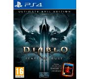 Games Blizzard - Diablo III: Reaper of Souls Ultimate Evil Edition, PS4 PlayStation 4 video-game