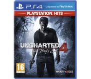 Sony Uncharted 4: A Thief's End PS4