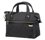 Samsonite Uplite Beauty Case black / gold Beautycase