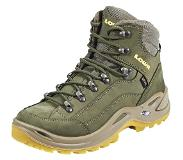 Lowa Renegade GTX Mid Shoes Women, reed/honey 2019 EU 41,5 Trekking- & Wandelschoenen