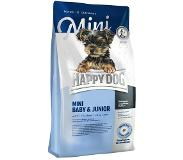 Happy Dog 4 kg Happy Dog Supreme Mini Baby & Junior Hondenvoer