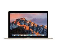 "Apple MacBook Goud Notebook 30,5 cm (12"") 2304 x 1440 Pixels Zevende generatie Intel Core i5 8 GB LPDDR3-SDRAM 512 GB SSD"