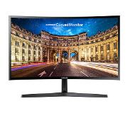 Samsung Curved Full HD Monitor 27 inch LC27F396FHU