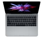 "Apple MacBook Pro Grijs Notebook 33,8 cm (13.3"") 2560 x 1600 Pixels 2,3 GHz Zevende generatie Intel Core i5"