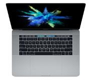 "Apple MacBook Pro Grijs Notebook 39,1 cm (15.4"") 2880 x 1800 Pixels Zevende generatie Intel Core i7 16 GB LPDDR3-SDRAM 512 GB SSD"