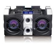 Lenco PMX-150 150W Blauw home audio set