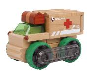 Small Foot EDTOY Ambulance