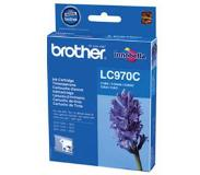 Brother LC-970CBP inktcartridge Original Cyaan 1 stuk(s)