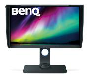 "BenQ SW271 LED display 68.6 cm (27"") 3D 4K Ultra HD Flat Grey"