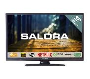 "Salora 32XFS4000 LED TV 81,3 cm (32"") Full HD Smart TV Wi-Fi Zwart"