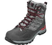 The North Face Hedgehog Trek GTX Schoenen Heren, dark shadow grey/rudy red 2019 10 (EU 43) Trekking- & Wandelschoenen
