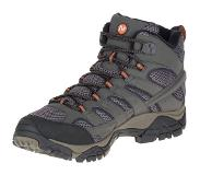 Merrell Moab 2 GTX Mid Shoes Men, beluga UK 8 | EU 42 2019 Trekking- & Wandelschoenen