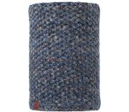 Buff Lifestyle Knitted and Polar Fleece Margo Nekwarmer, blue 2019 Sjaals & Doeken