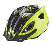 ABUS S-Cension Fietshelm, race green M | 54-58cm 2019 City helmen
