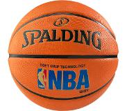 Spalding NBA Logoman Soft Grip Basketball - Oranje