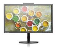 "Lenovo ThinkVision T2424z 23.8"" Full HD IPS Mat Zwart computer monitor"