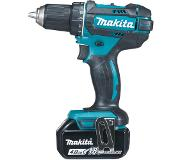 Makita DDF482RMJ Boormachine met pistoolgreep 4Ah 1700g accu boor-schroef machine