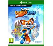 Games Microsoft - Super Lucky's Tale Basis Xbox One Engels video-game