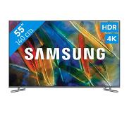 "Samsung QE55Q6FAML 55"" 4K Ultra HD Smart TV Wi-Fi Zilver LED TV"