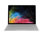 "Microsoft Surface Book 2 2.60GHz i5-7300U 13.5"" 3000 x 2000Pixels Touchscreen Zilver Hybride (2-in-1)"