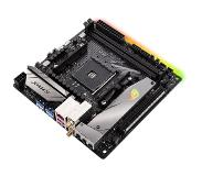 Asus ROG STRIX B350-I GAMING moederbord Socket AM4 Mini ITX AMD B350