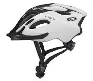 ABUS Aduro - Helm - L - Black / White