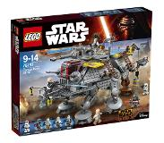 LEGO Star Wars kapitein Rex AT-TE 75157