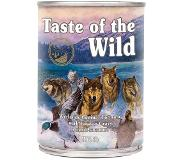 Taste Of The Wild - Wetlands Canine Hondenvoer - 12 x 390 g
