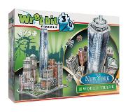 Wrebbit World Trade - New York Collection 3D-PUZZLE