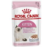 Royal Canin 24 x 85g Kitten Loaf Royal Canin Kattenvoer