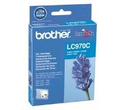 Brother LC970C inktcartridge Original Cyaan 1 stuk(s)
