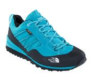 The North Face Verto Plasma 2 GTX Schoenen Dames, bluebird/tnf black 2019 US 10 | EU 41 Trekking- & Wandelschoenen