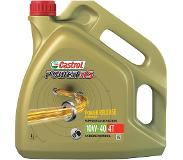 Castrol Motorolie Castrol Power RS Racing 4T 5W40 4L 14DAE8
