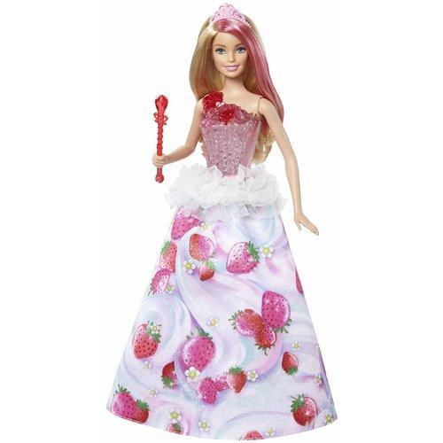 Barbie Dreamtopia Koninkrijk Zoethuizen Prinses Barbiepop